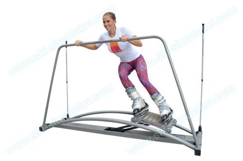ski machine exercise